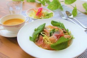 ローストビーフ丼 (スープ付)<br /> 1,200円(税込)